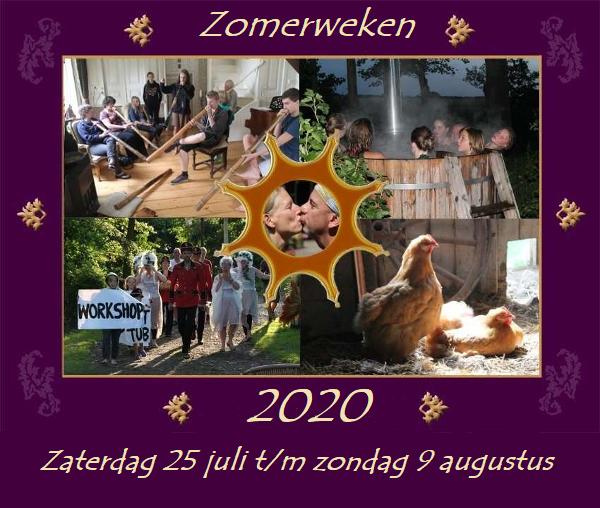zomerweken 2020